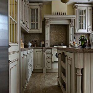 Кухни в английском стиле в Севастополе